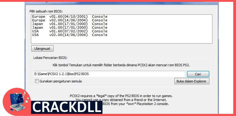 download bios pcsx2