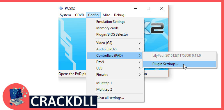 ps2 emulator bios