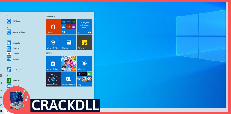 Windows 10 Pro Free Download Full Version Crackdll