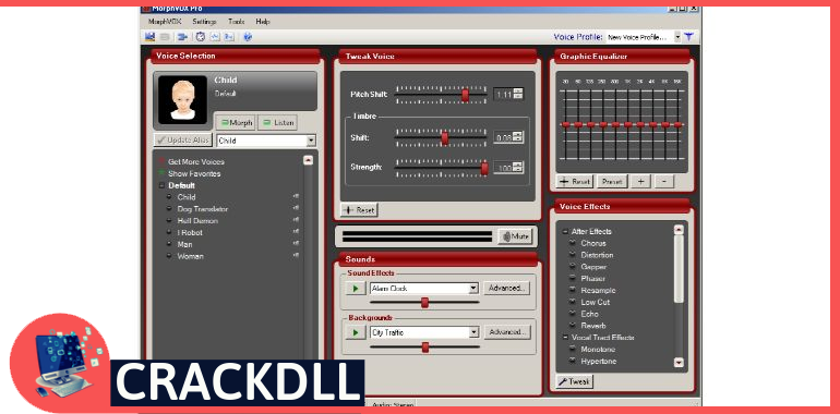 Morphvox Pro Crack Key Full Voice Changer Download Crackdll