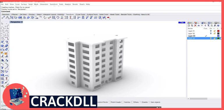 Rhino 6 Cracktorrentkeygen 3d Download Link Here Crackdll