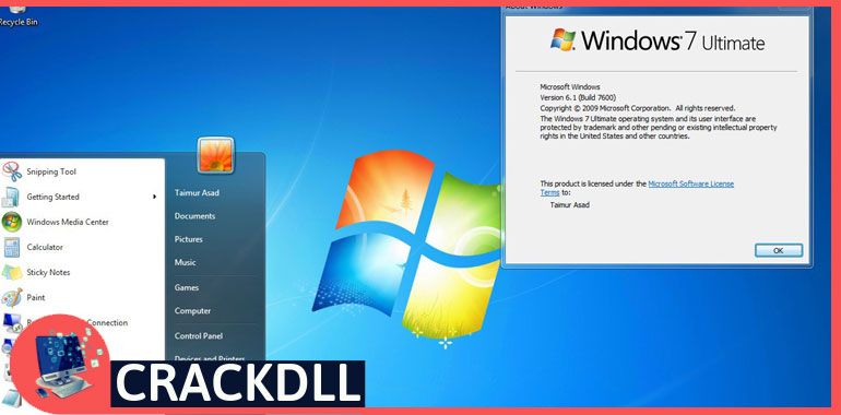 windows 7 cracked software