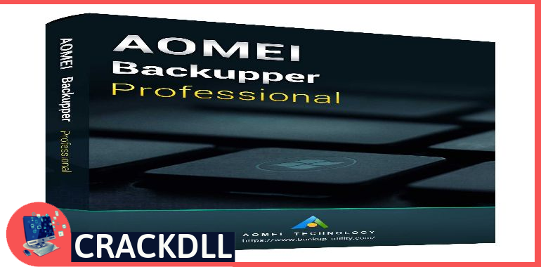 AOMEI Backupper Professional Activation Code