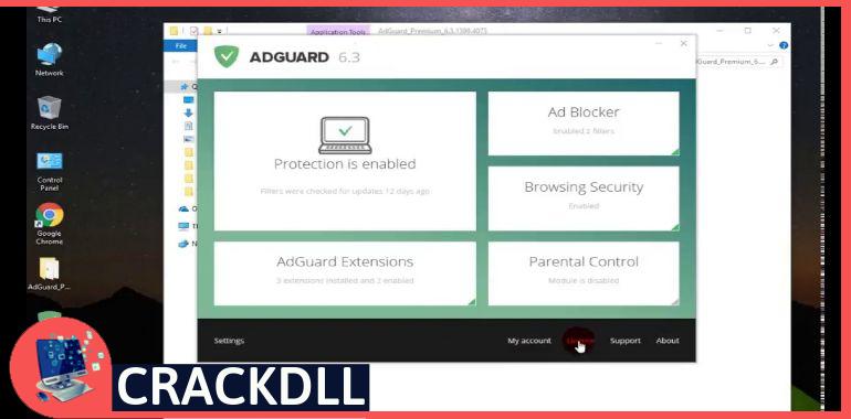 Adguard Premium keygen