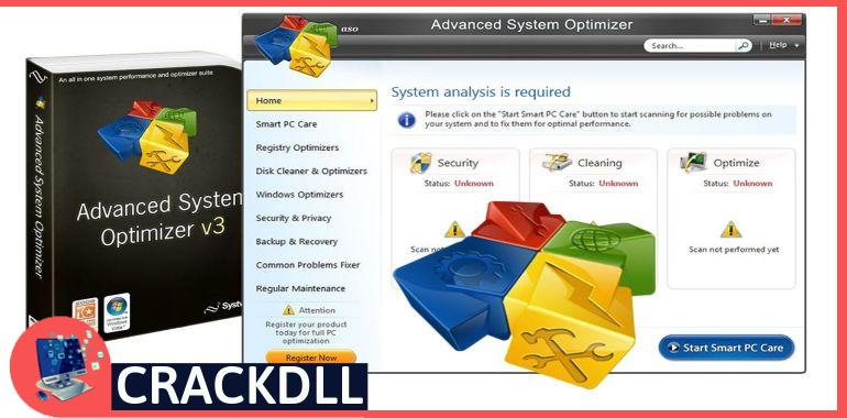 Advanced System Optimizer keygen