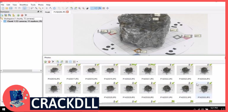 Agisoft PhotoScan Professional keygen