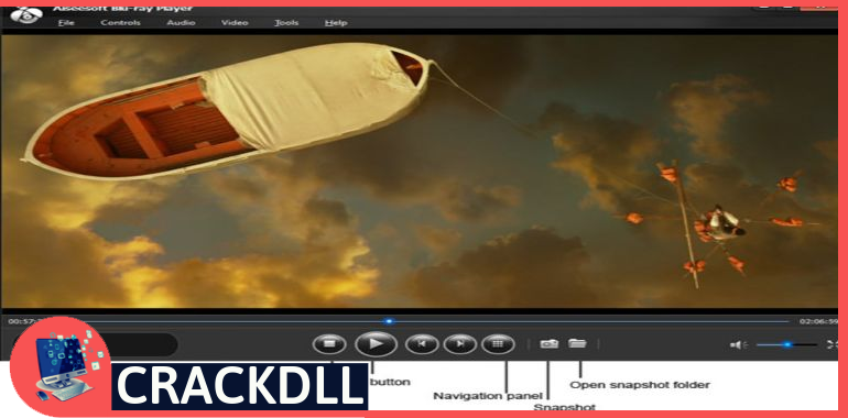 Aiseesoft Blu-ray Player keygen