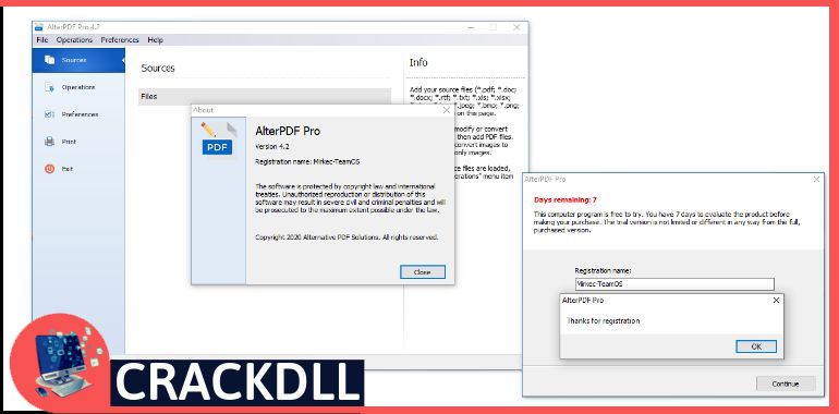 AlterPDF Pro Activation Code
