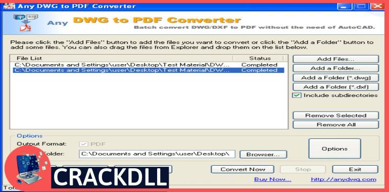 Any DWG to PDF Converter Pro keygen
