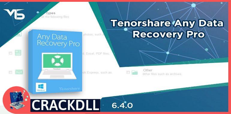 Any Data Recovery Pro keygen