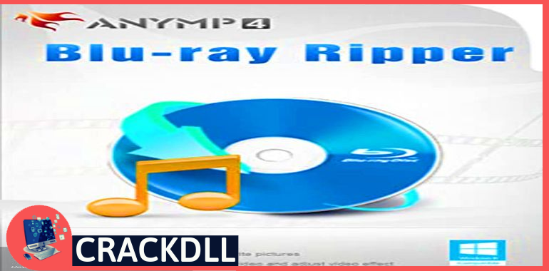 AnyMP4 Blu-ray Ripper keygen