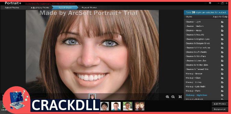Arcsoft Portrait Plus 3 keygen