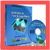 Aurora 3d Text & Logo Maker_Icon