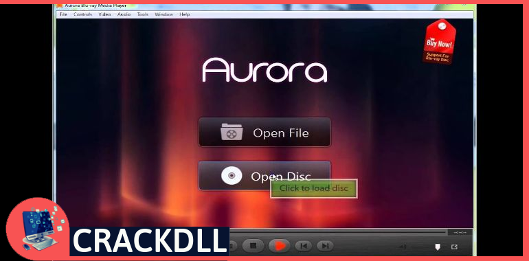 Aurora Blu-ray Media Player Activation Code