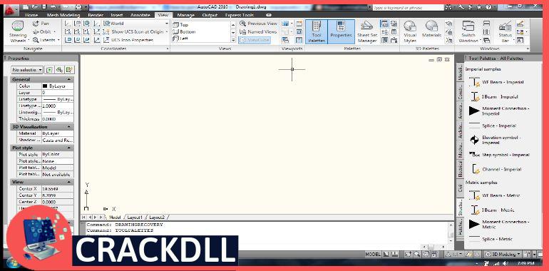 AutoCAD 2010 Activation Code