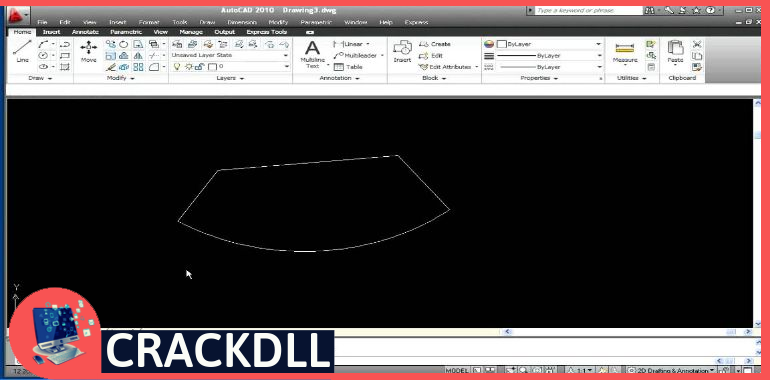 AutoCAD 2010 Crack Latest For PC Download | CrackDll