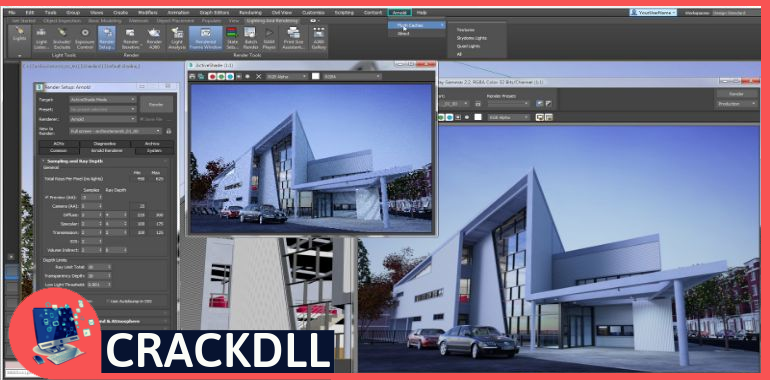 Autodesk 3ds Max 2018 Activation Code