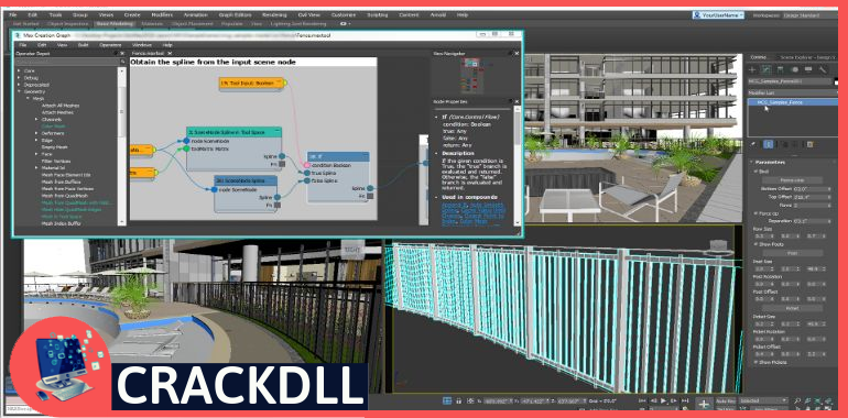 Autodesk 3ds Max 2018 Product Key