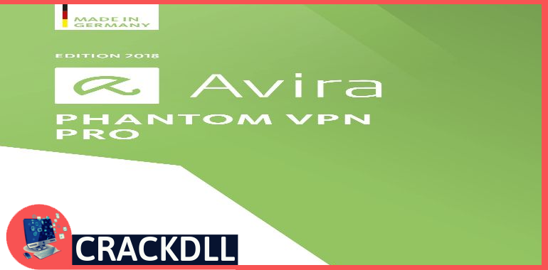Avira Phantom VPN Pro keygen