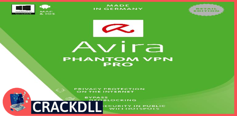 Avira Phantom VPN Activation Code