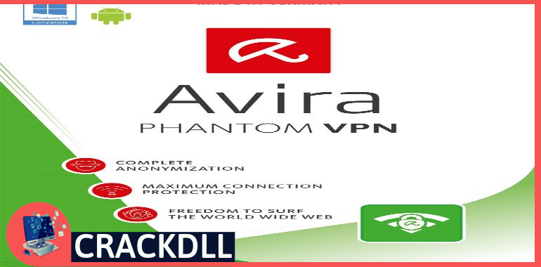 Avira Phantom VPN keygen