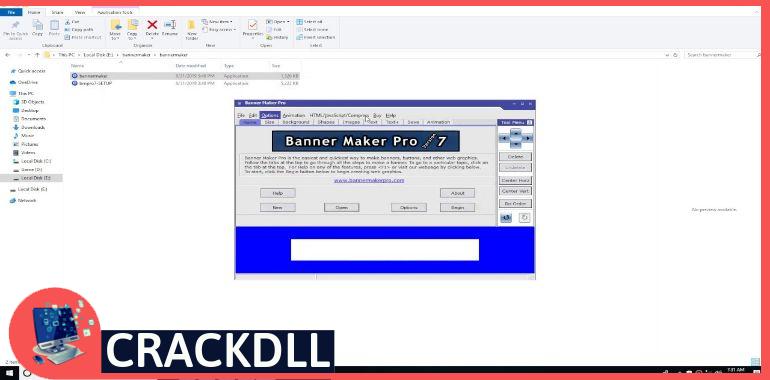 Banner Maker Pro keygen