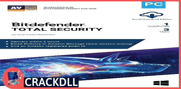 BitDefender Total Security Product Key