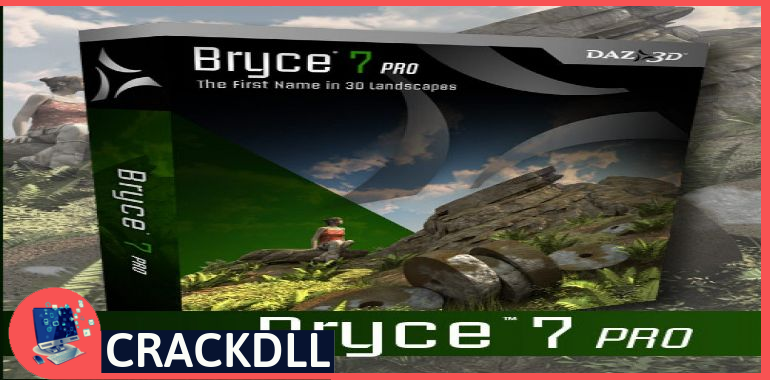 Bryce 7 Pro Activation Code
