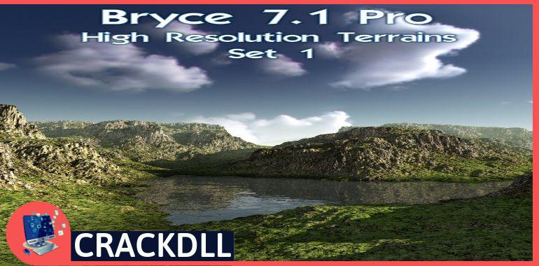 Bryce 7 Pro Product Key