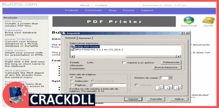 BullZip PDF Printer Expert Product Key