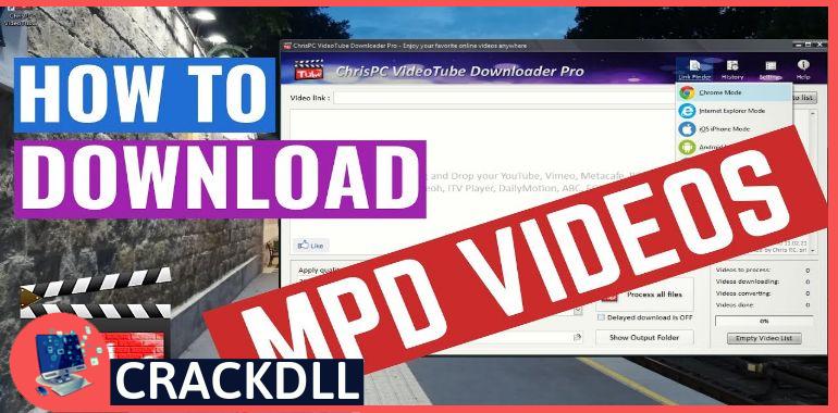 ChrisPC VideoTube Downloader Pro Product Key