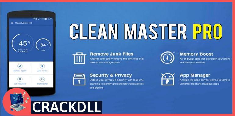 Clean Master Pro keygen