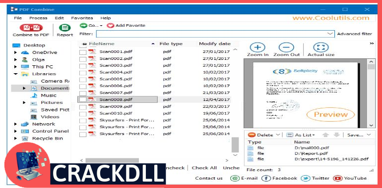 CoolUtils PDF Combine Activation Code