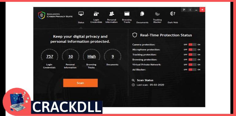 Cyber Privacy Suite keygen