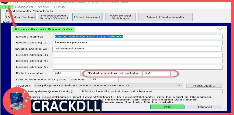 DSLR Remote Pro keygen