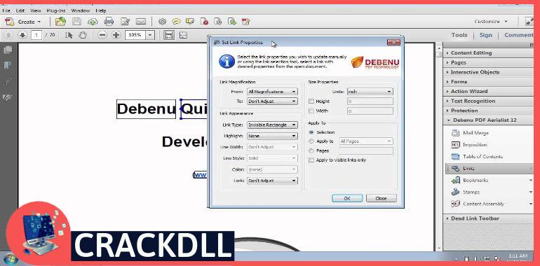 Debenu PDF Aerialist Product Key