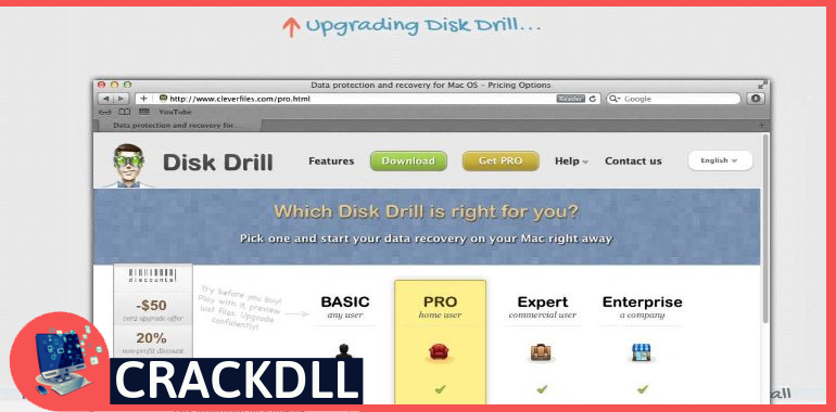 Disk Drill Professional 2 Activation Code