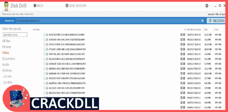 Disk Drill Professional 2 keygen