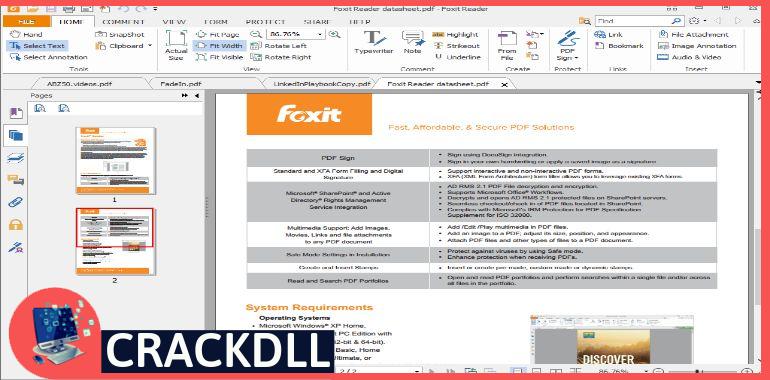 Foxit PDF Editor Product Key