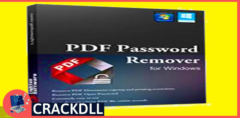 Free PDF Password Remover Product Key
