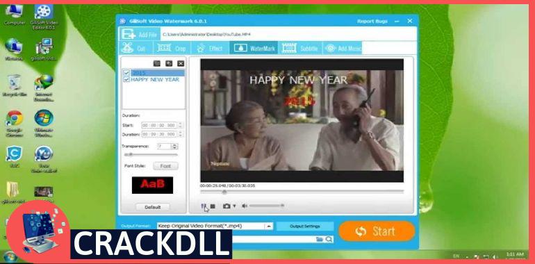 GiliSoft Video Editor Activation Code