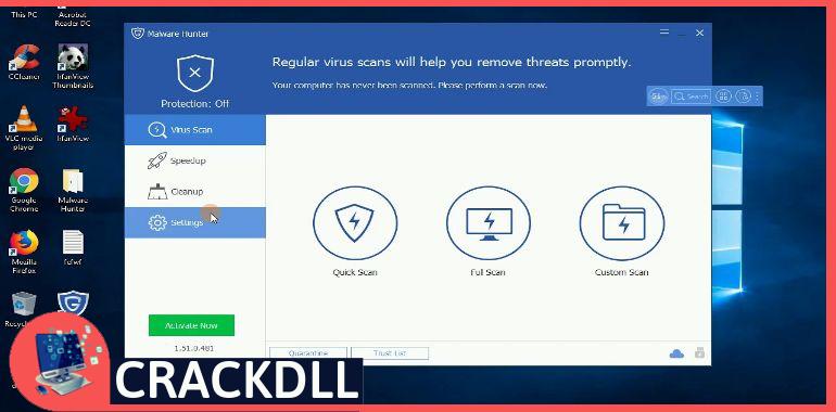 Glarysoft Malware Hunter Pro keygen