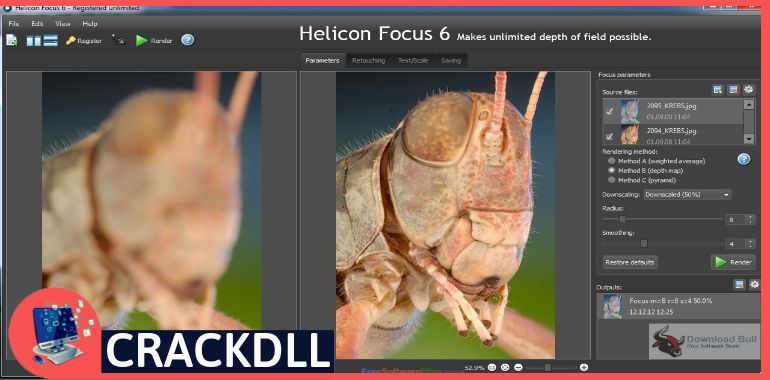 Helicon Focus Pro Activation Code