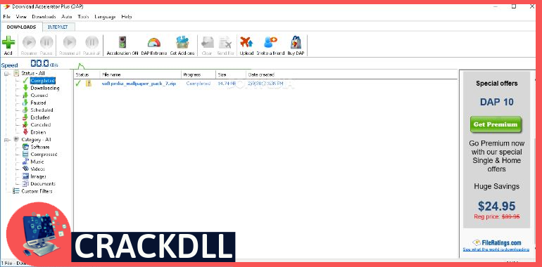 Internet Download Accelerator keygen