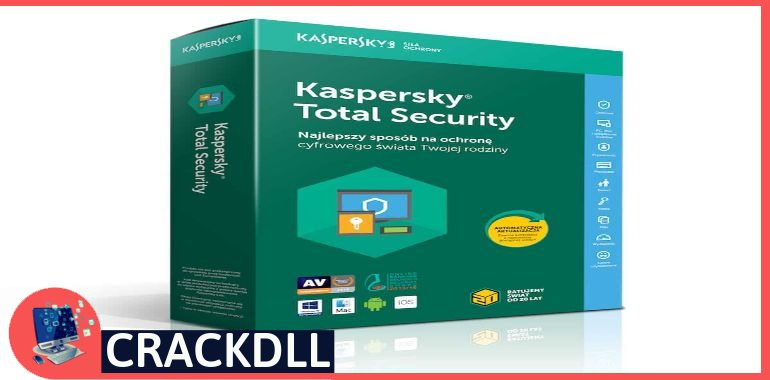 Kaspersky Total Security Product Key