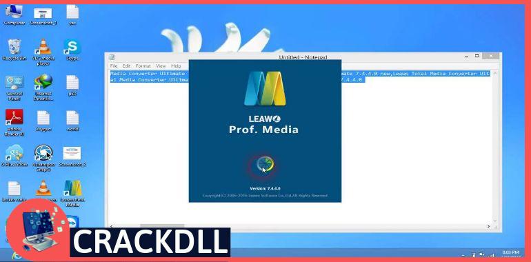 Leawo Prof. Media keygen