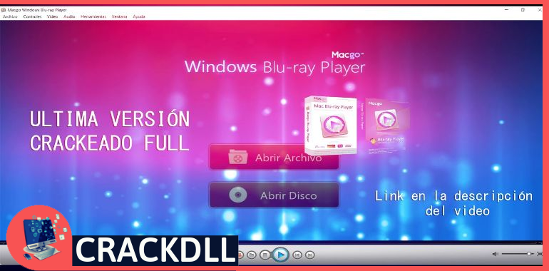 Macgo Windows Blu-ray Player Product Key