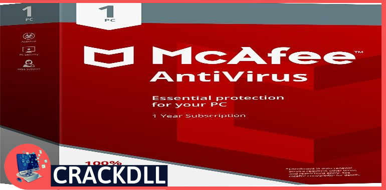 McAfee AntiVirus Product Key