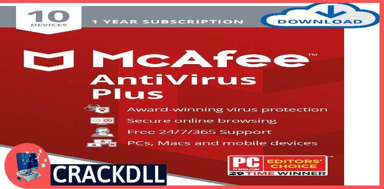 McAfee AntiVirus keygen