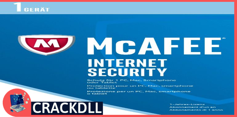 McAfee Internet Security keygen